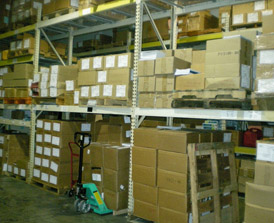 Warehouse That Is Organized